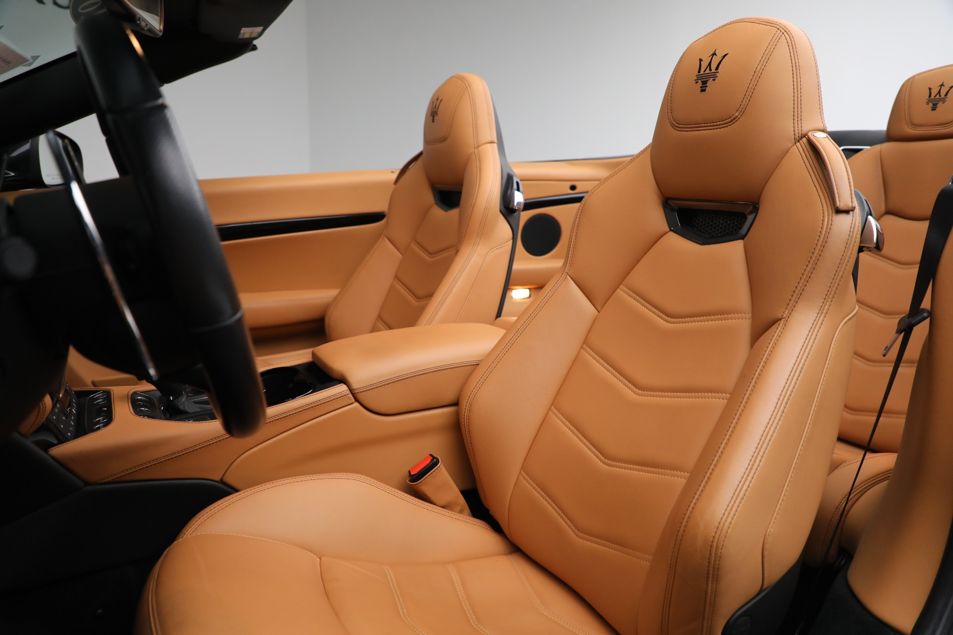 New 2018 Maserati GranTurismo Sport Convertible For Sale 159805 In Greenwich, CT