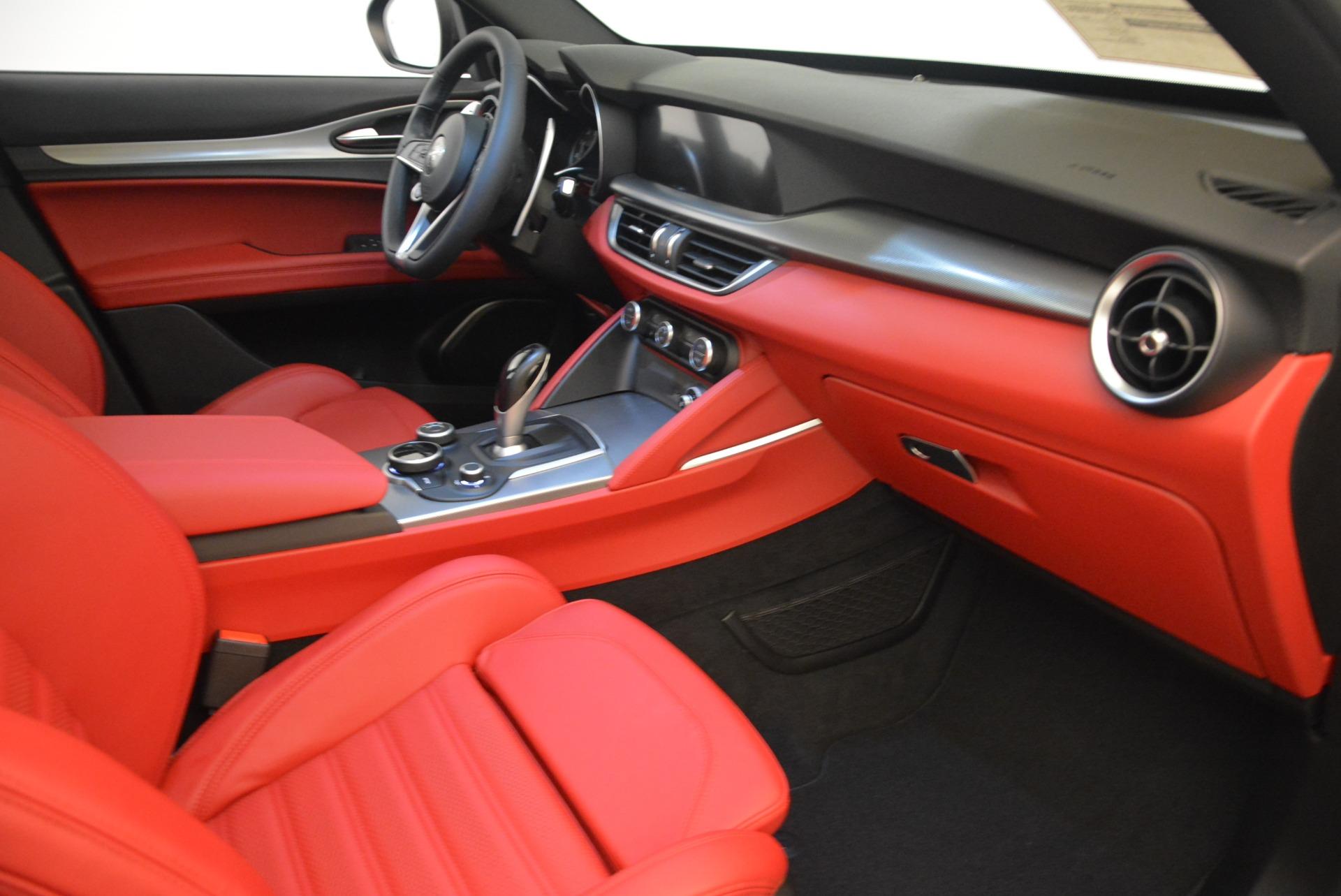 New 2018 Alfa Romeo Stelvio Ti Sport Q4 For Sale 0 In Greenwich, CT