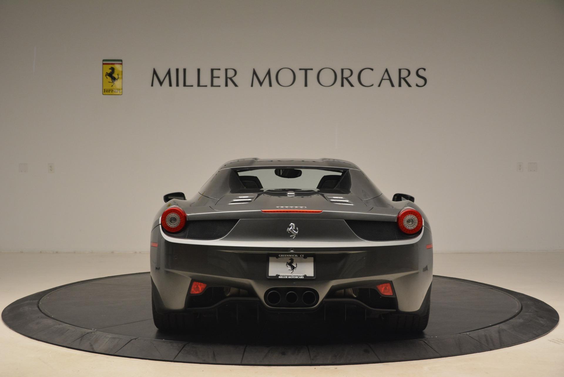 Used 2013 Ferrari 458 Spider  For Sale 0 In Greenwich, CT