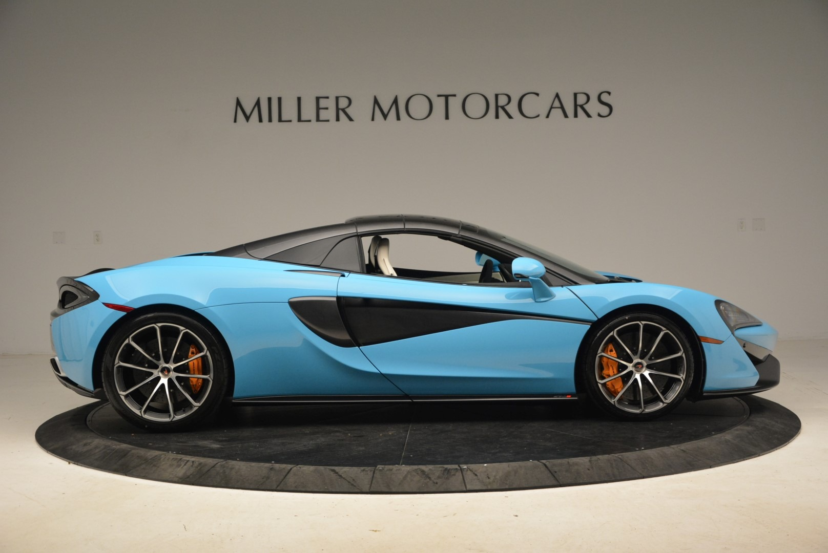 Used 2018 McLaren 570S Spider For Sale 0 In Greenwich, CT