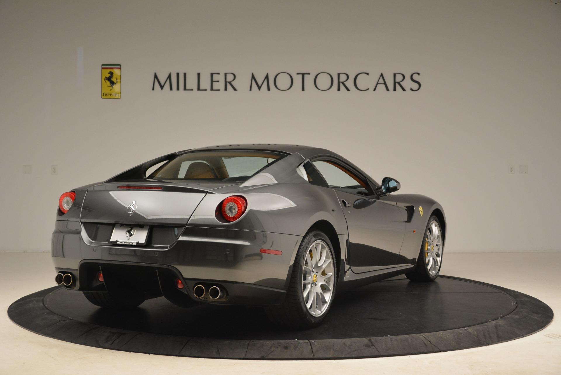 Used 2010 Ferrari 599 GTB Fiorano  For Sale 0 In Greenwich, CT