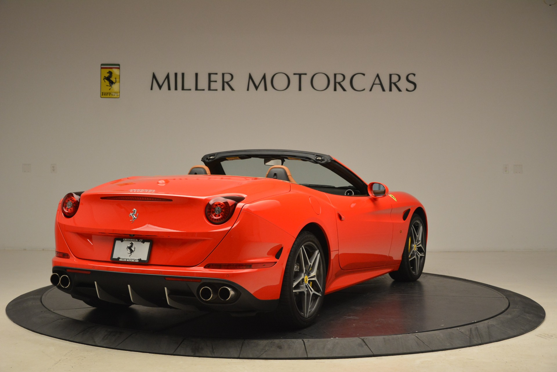 Used 2015 Ferrari California T  For Sale 0 In Greenwich, CT