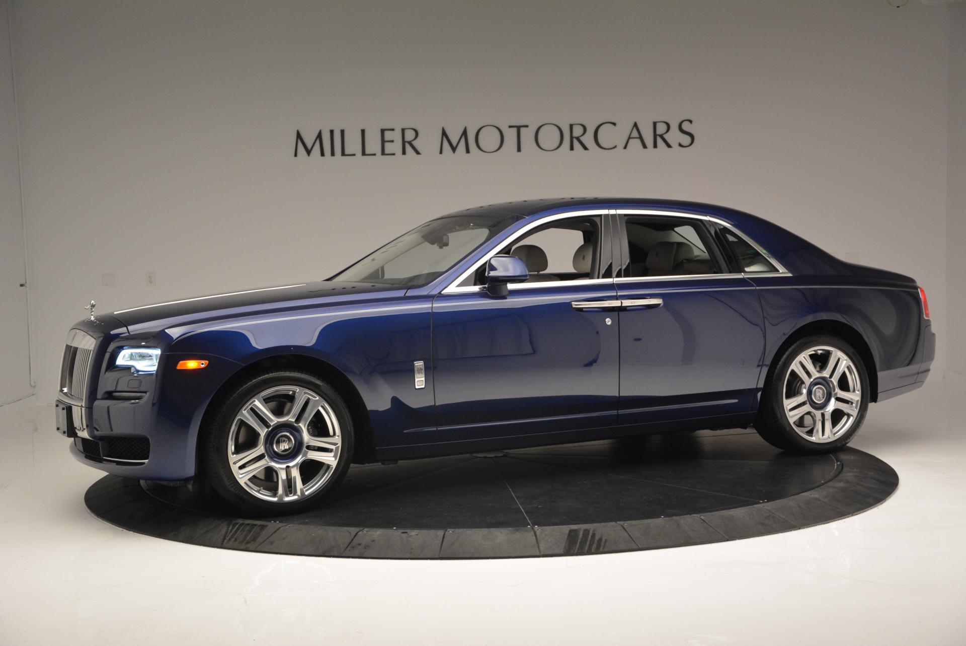 New 2016 Rolls-Royce Ghost Series II  For Sale 0 In Greenwich, CT