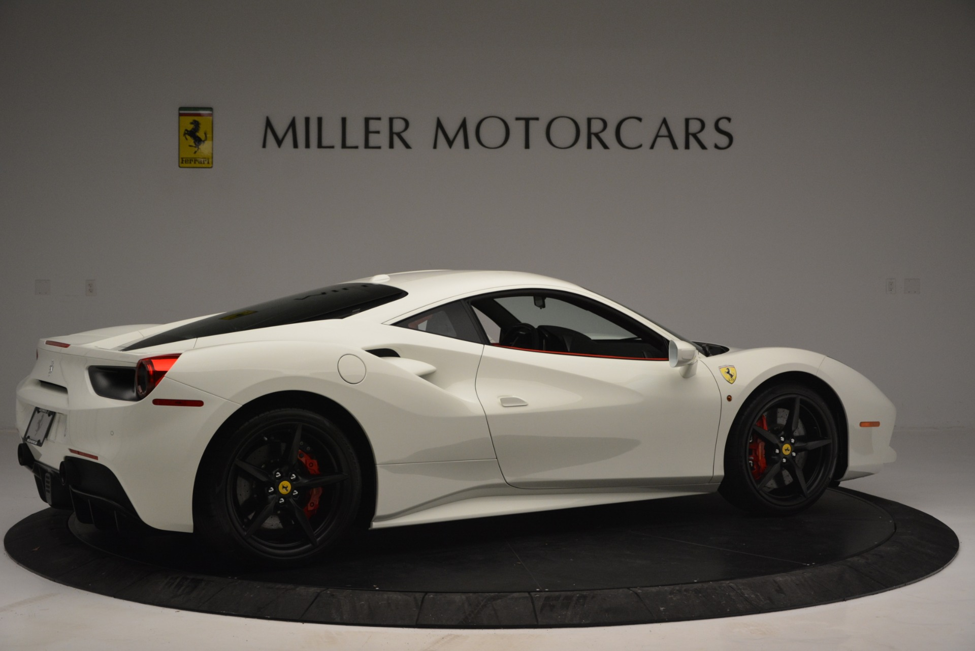 Used 2017 Ferrari 488 GTB  For Sale 252900 In Greenwich, CT