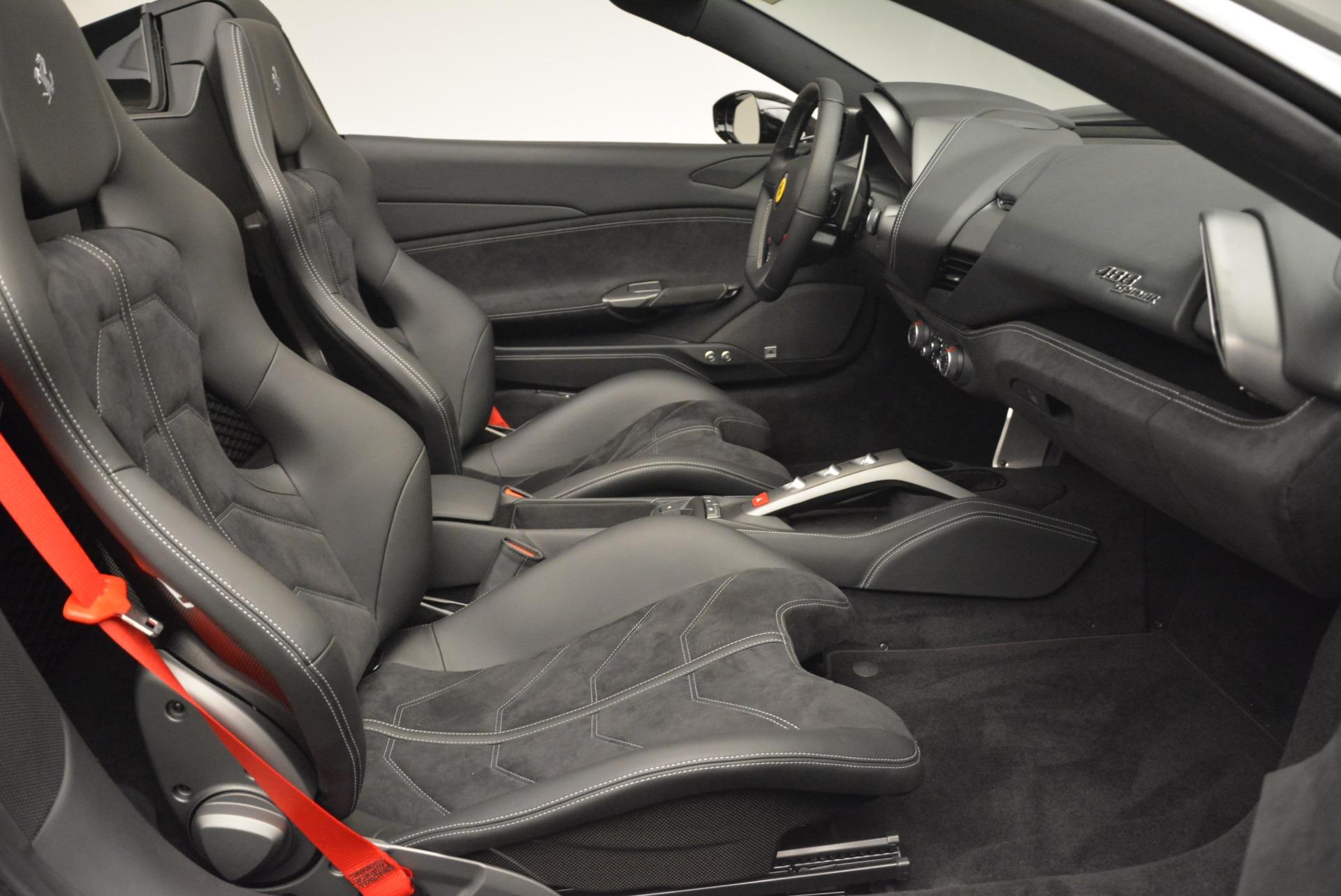 Used 2018 Ferrari 488 Spider  For Sale 317900 In Greenwich, CT