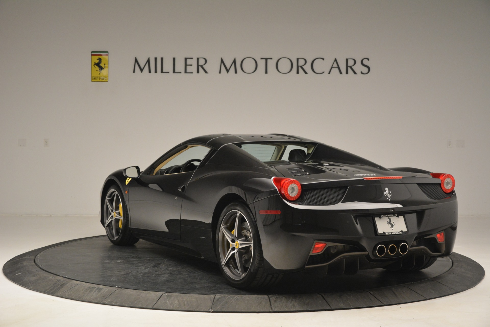 Used 2014 Ferrari 458 Spider  For Sale 199900 In Greenwich, CT