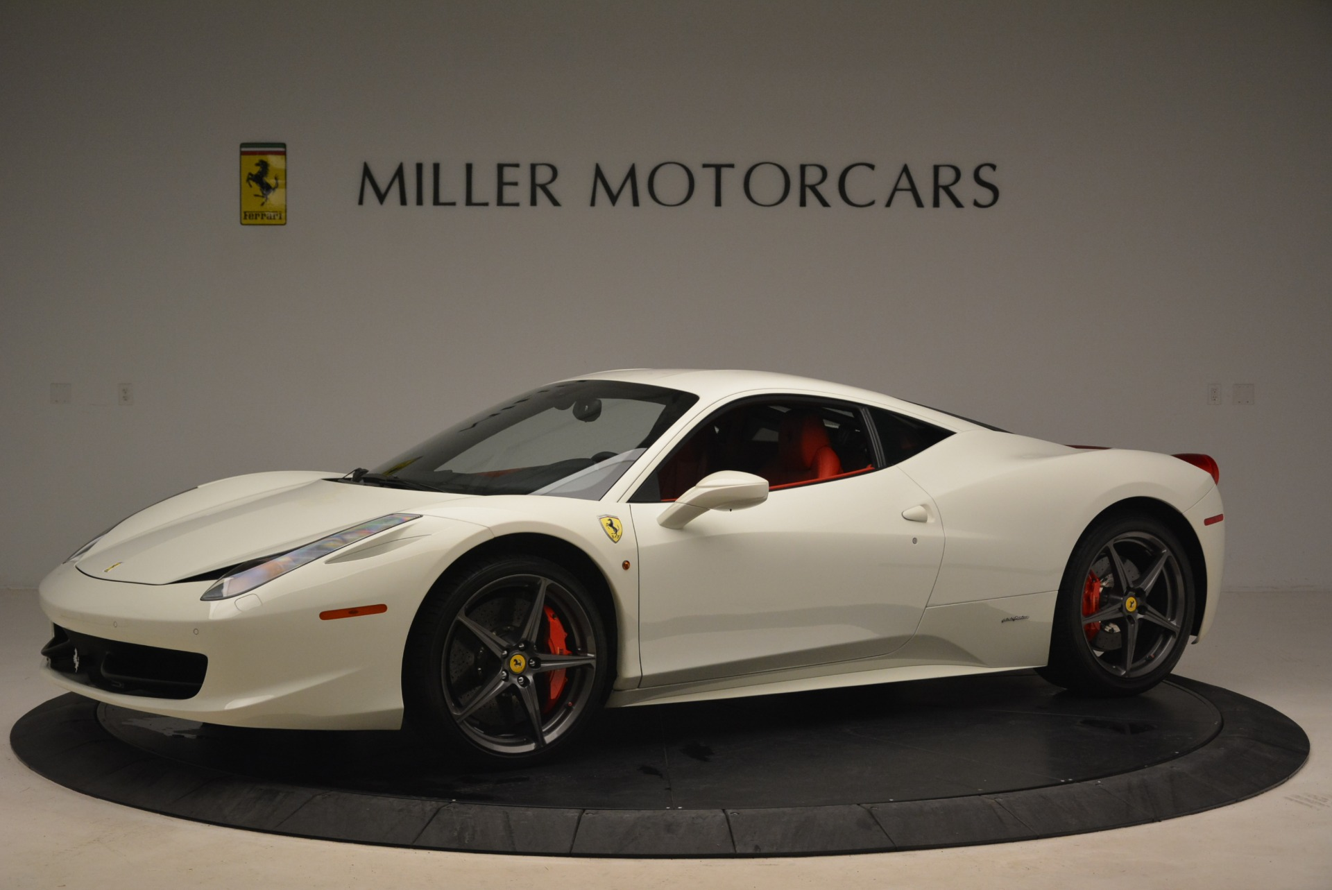 Used 2014 Ferrari 458 Italia  For Sale 0 In Greenwich, CT