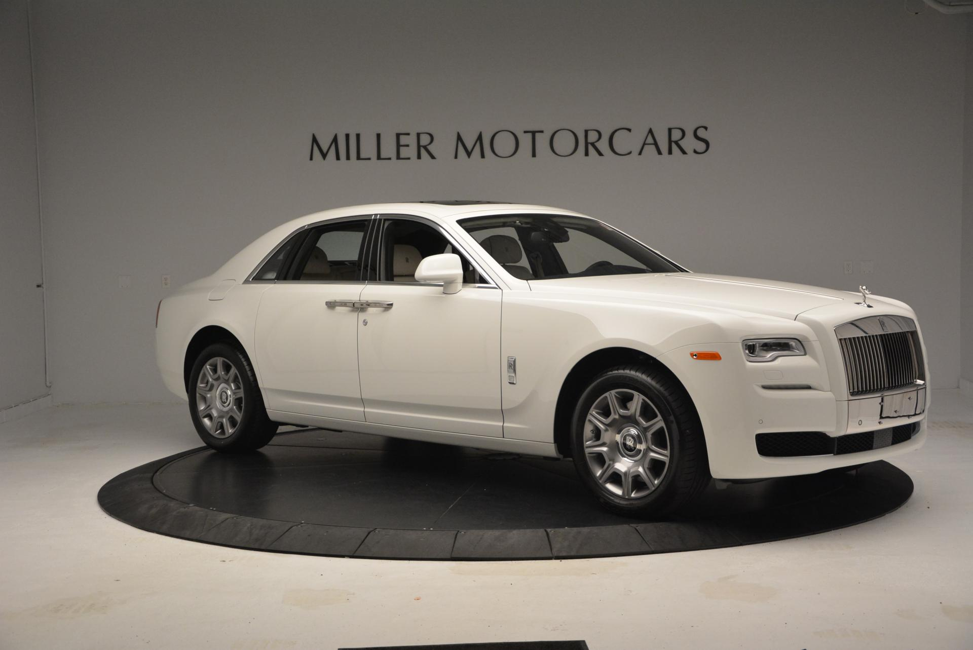 Used 2016 Rolls-Royce Ghost Series II  For Sale 0 In Greenwich, CT