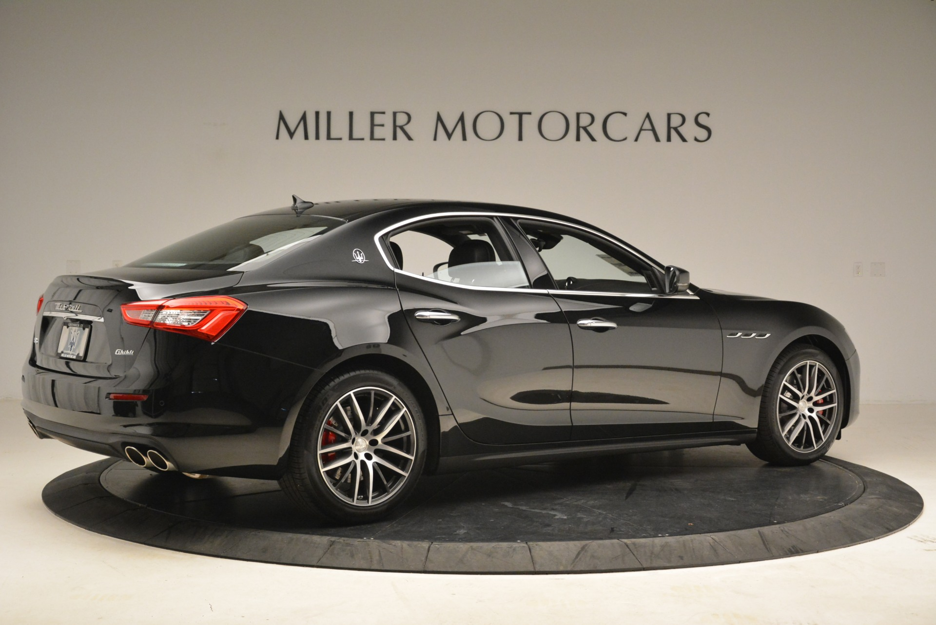 Used 2018 Maserati Ghibli S Q4 For Sale 85725 In Greenwich, CT