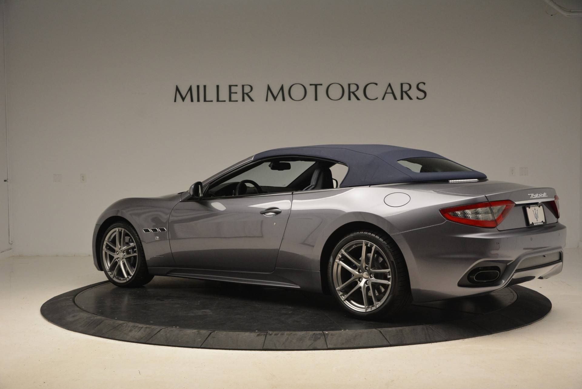 New 2018 Maserati GranTurismo Sport Convertible For Sale 159325 In Greenwich, CT