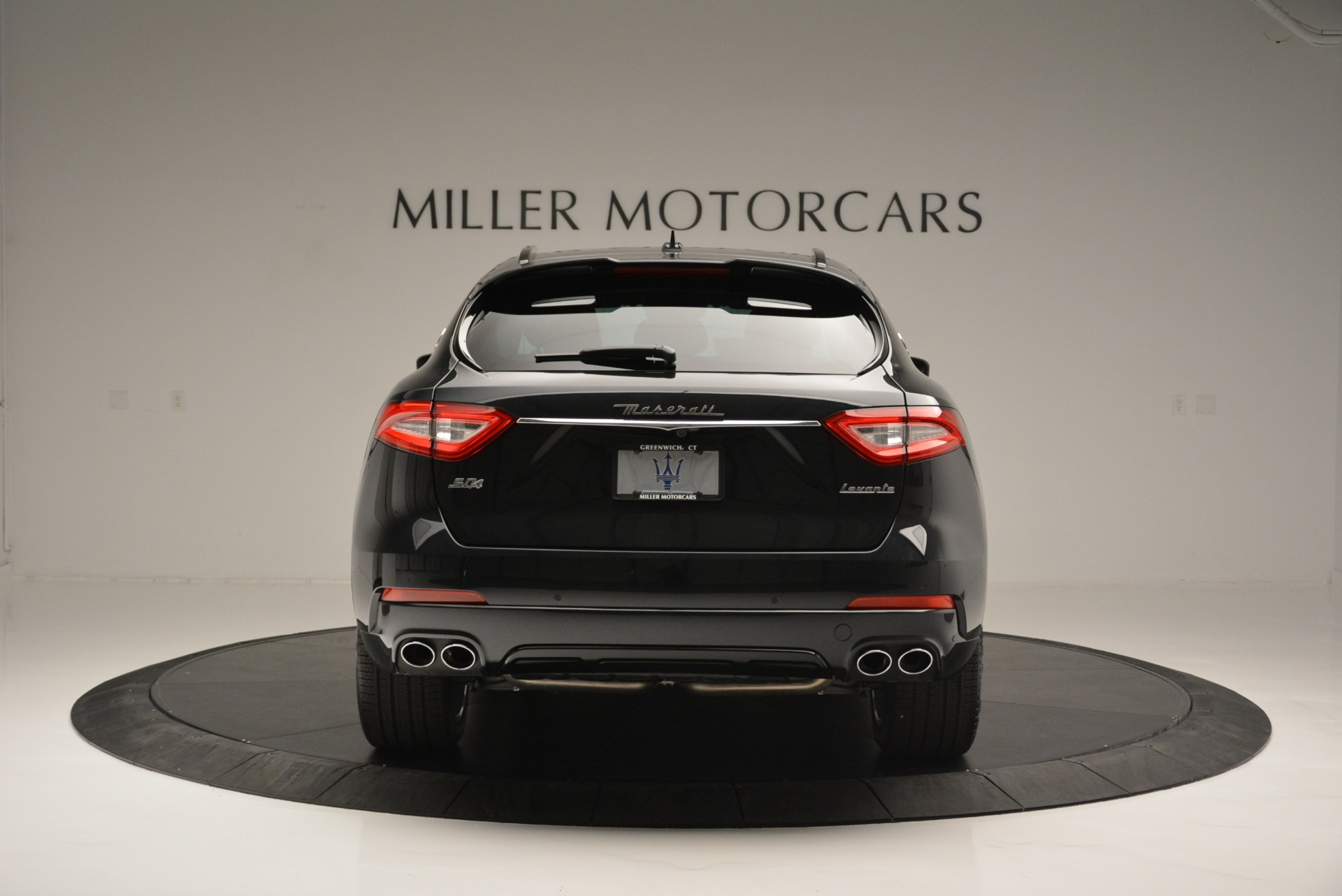 New 2018 Maserati Levante S Q4 GranSport For Sale 0 In Greenwich, CT