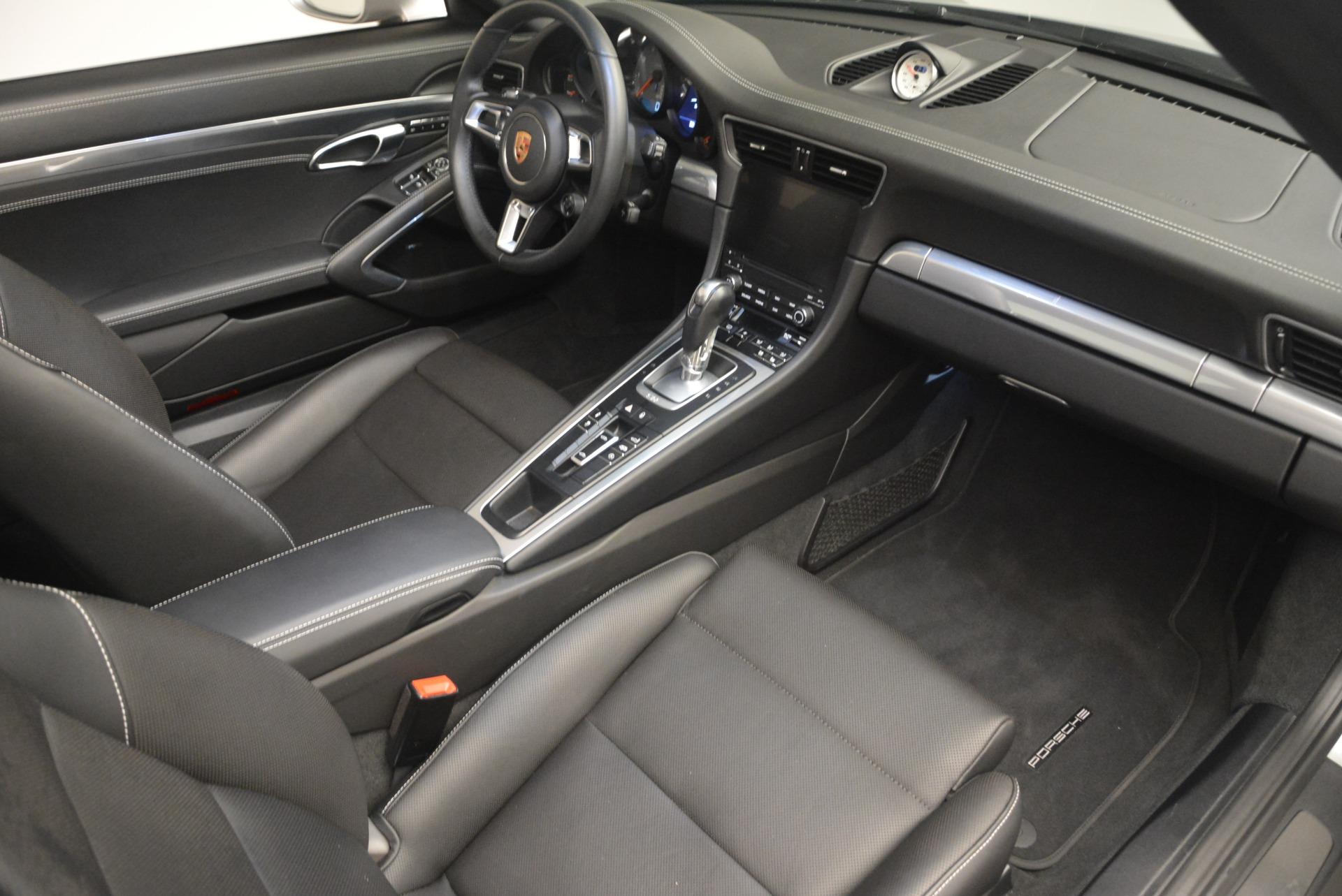 Used 2017 Porsche 911 Targa 4S For Sale 0 In Greenwich, CT
