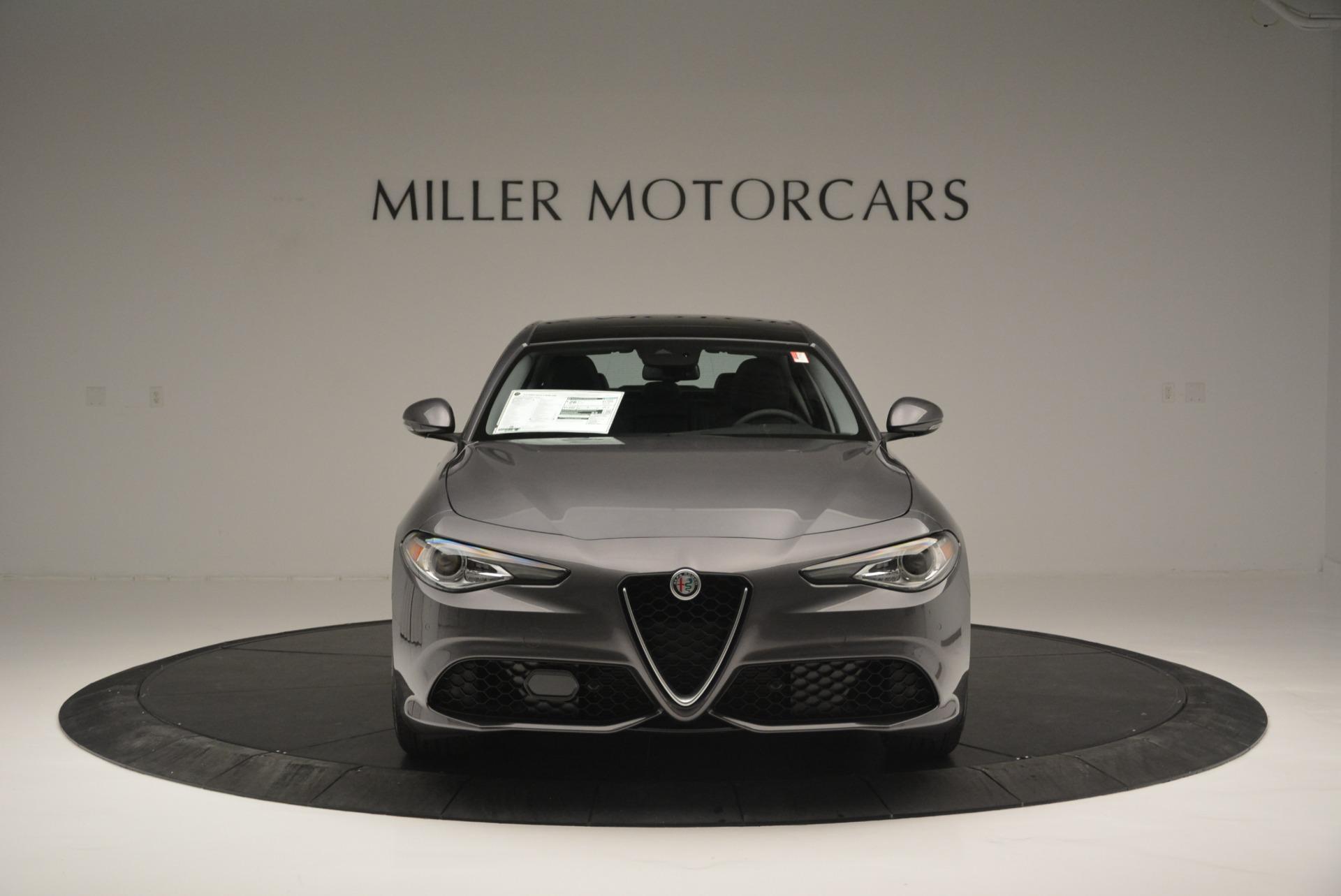 New 2018 Alfa Romeo Giulia Ti Sport Q4 For Sale 0 In Greenwich, CT