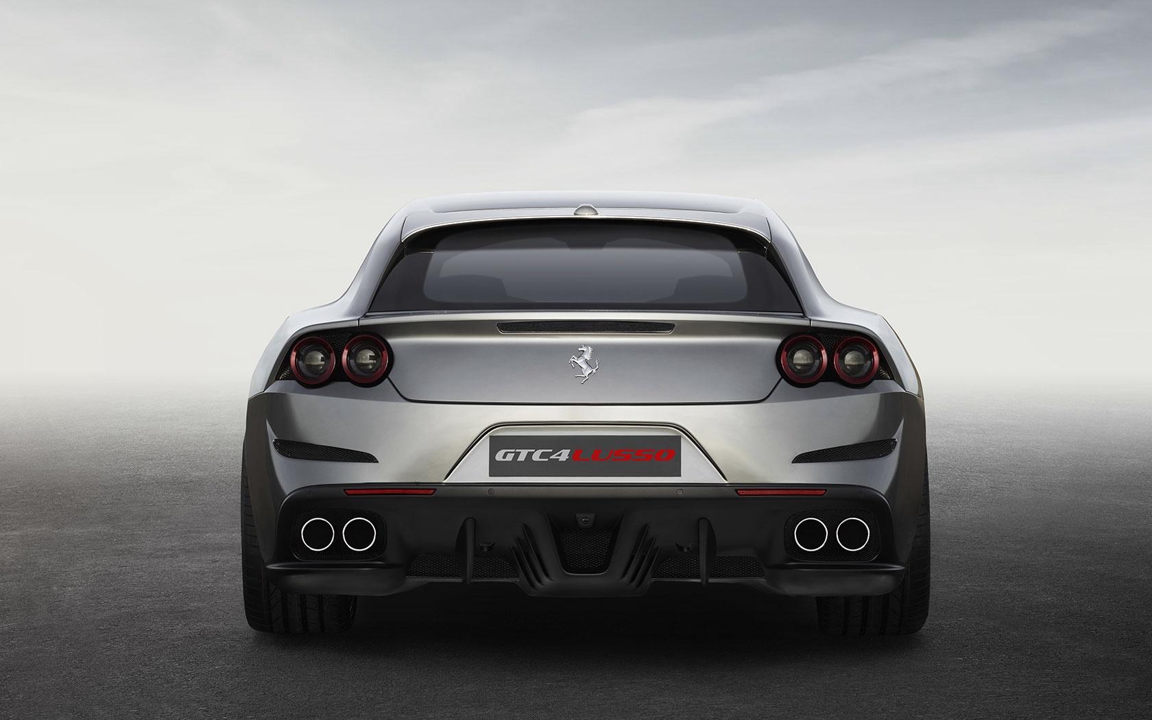 New 2019 Ferrari GTC4LUSSO  For Sale 0 In Greenwich, CT