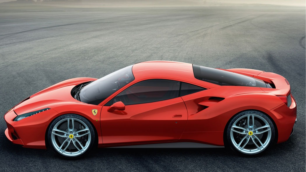 New 2019 Ferrari 488 GTB  For Sale 0 In Greenwich, CT