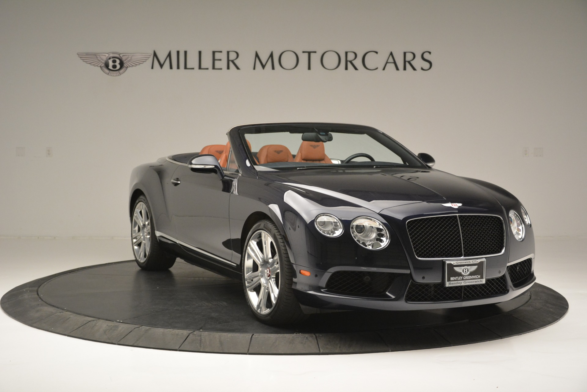 Used 2015 Bentley Continental GT V8 For Sale 0 In Greenwich, CT