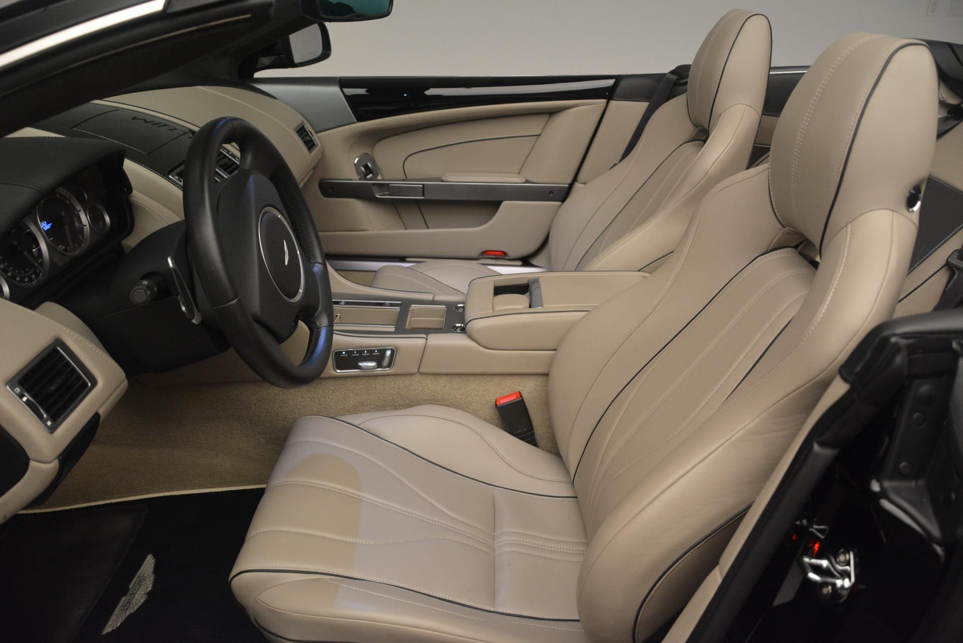 Used 2015 Aston Martin DB9 Volante For Sale 0 In Greenwich, CT