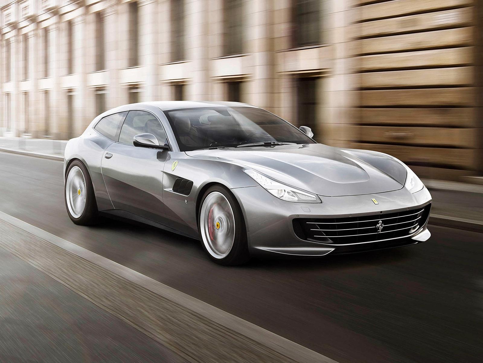 New 2020 Ferrari GTC4LussoT V8 For Sale 0 In Greenwich, CT