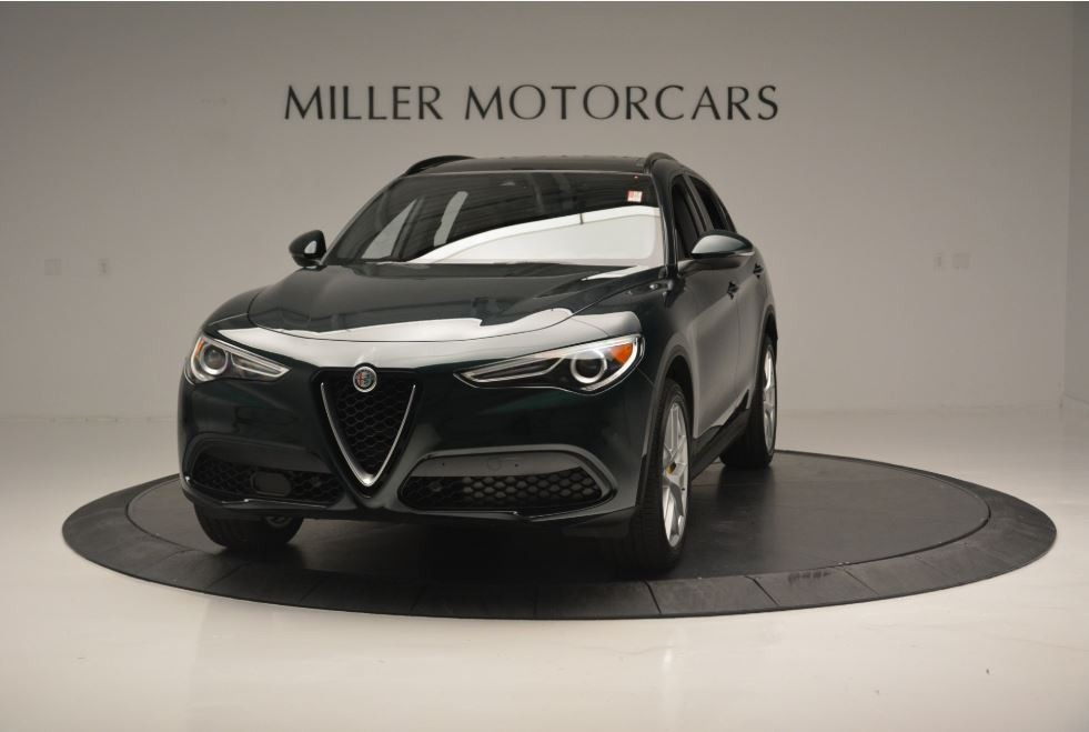 New 2018 Alfa Romeo Stelvio Ti Sport Q4 For Sale 0 In Greenwich, CT