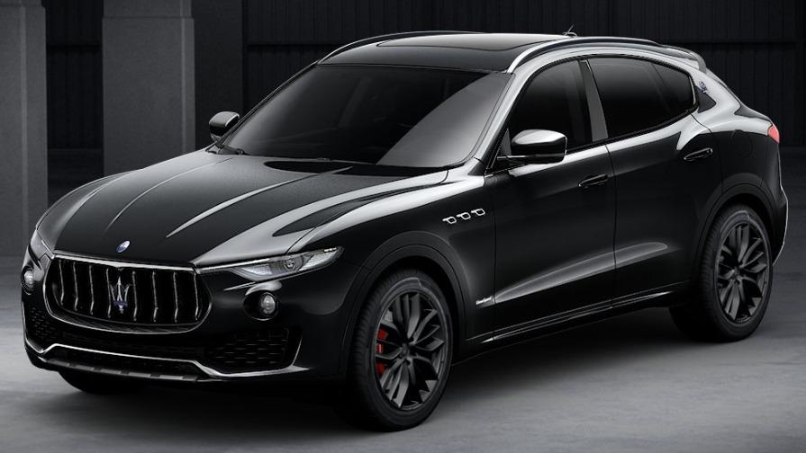 New 2018 Maserati Levante SQ4 GranSport Nerissimo For Sale 0 In Greenwich, CT