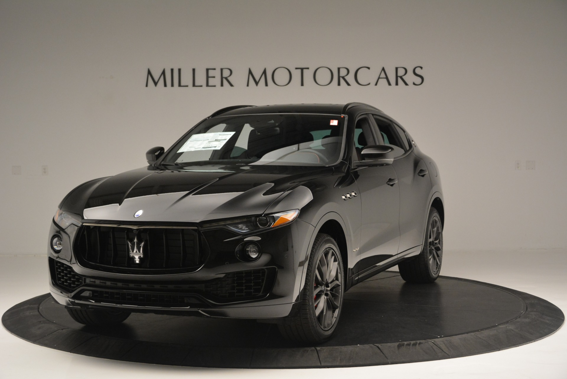New 2018 Maserati Levante S Q4 GranSport Nerissimo For Sale 0 In Greenwich, CT