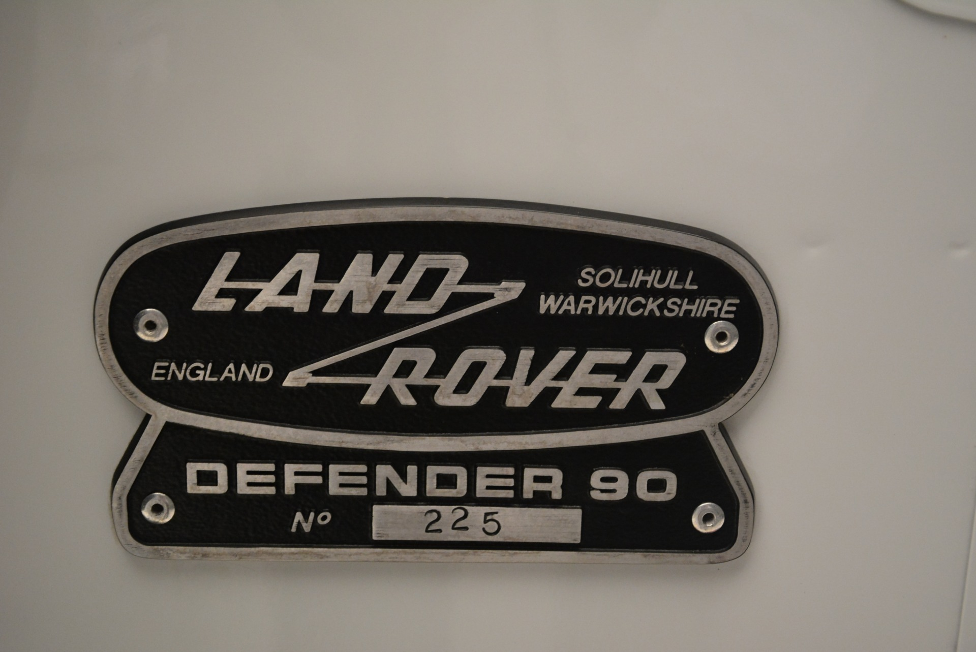 Used 1994 Land Rover Defender 130 Himalaya For Sale 0 In Greenwich, CT