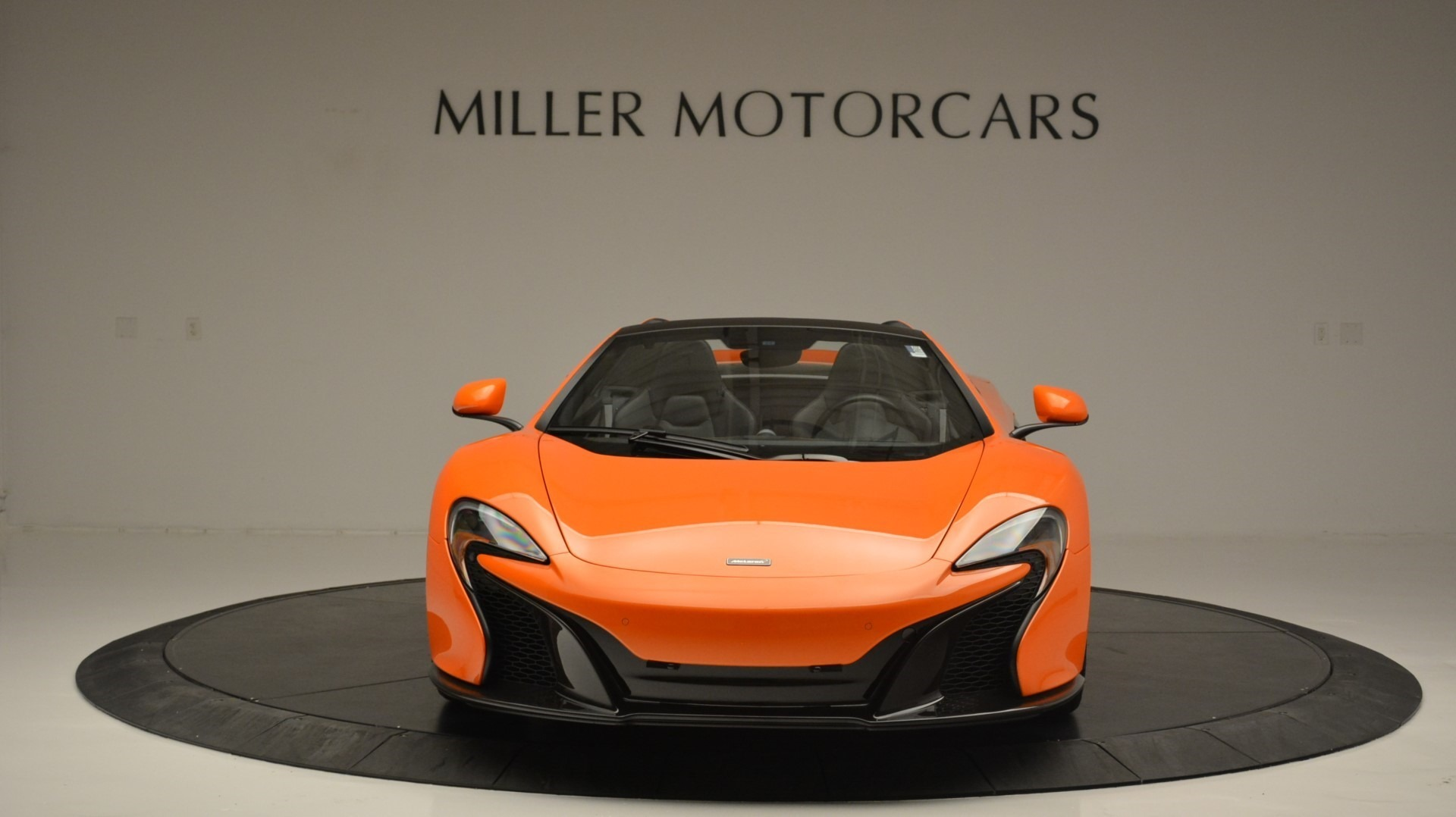 Used 2015 McLaren 650S Spider Convertible For Sale 0 In Greenwich, CT