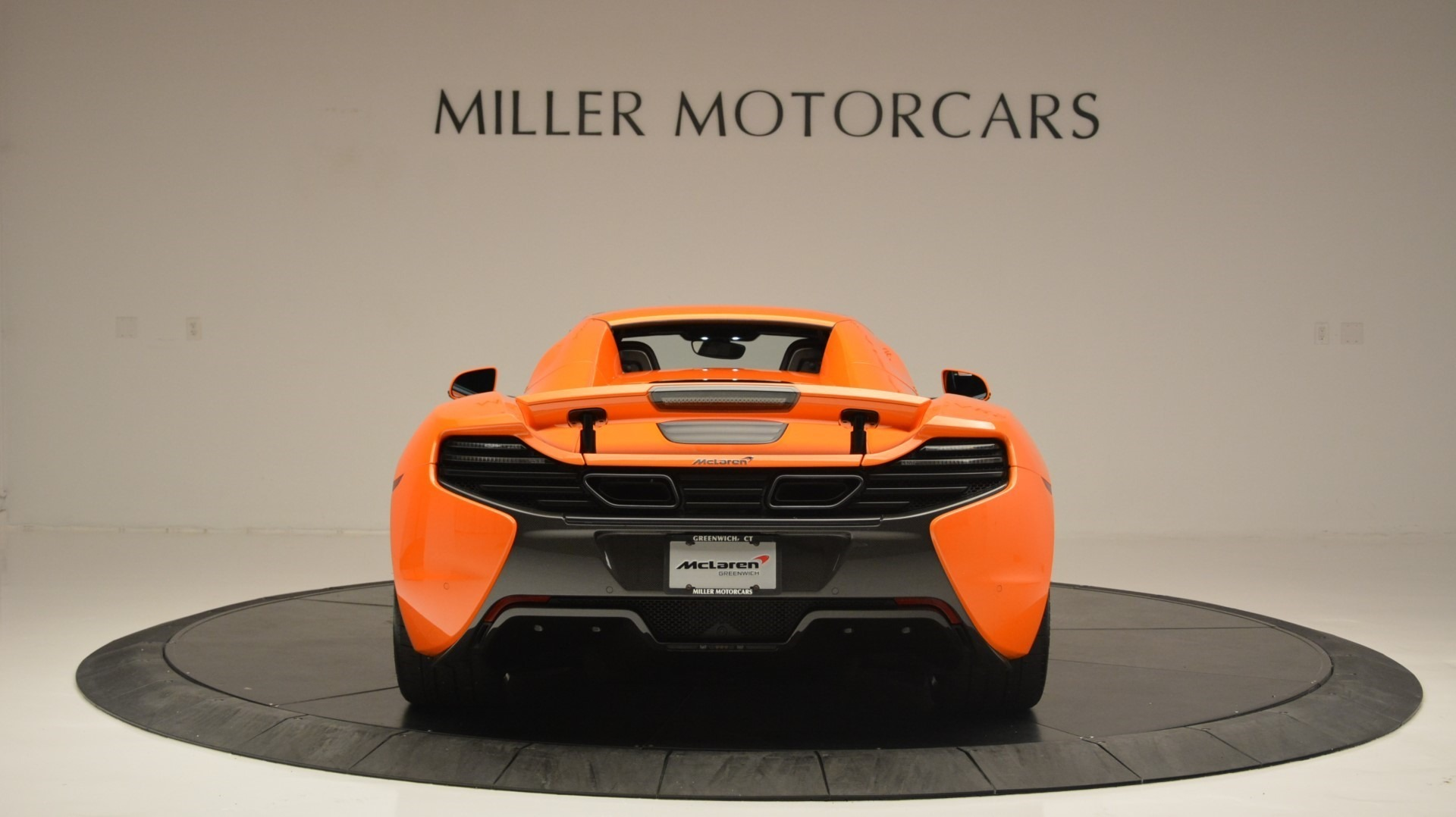 Used 2015 McLaren 650S Spider Convertible For Sale 165900 In Greenwich, CT