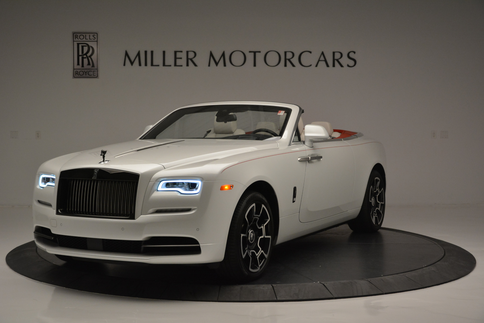 Used 2018 Rolls-Royce Dawn Black Badge For Sale 0 In Greenwich, CT