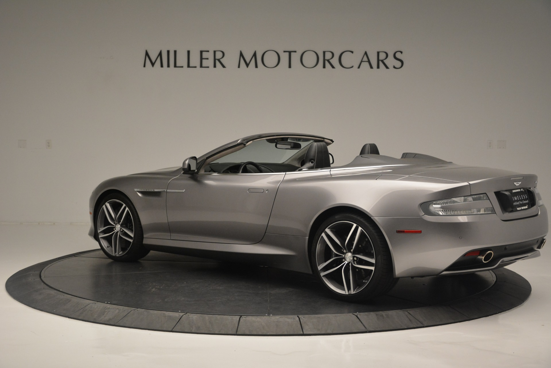 Used 2012 Aston Martin Virage Volante For Sale 0 In Greenwich, CT