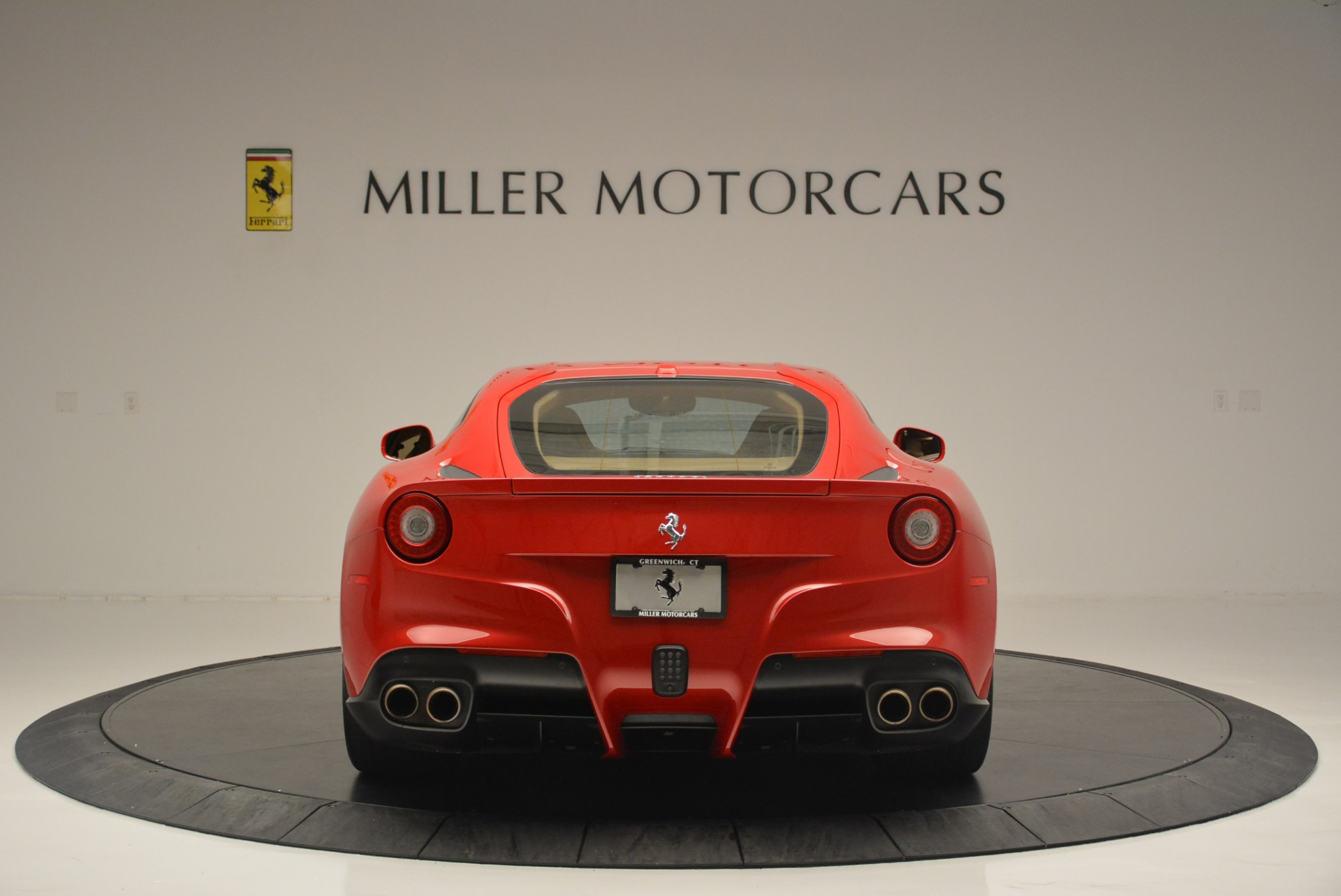 Used 2014 Ferrari F12 Berlinetta  For Sale 0 In Greenwich, CT