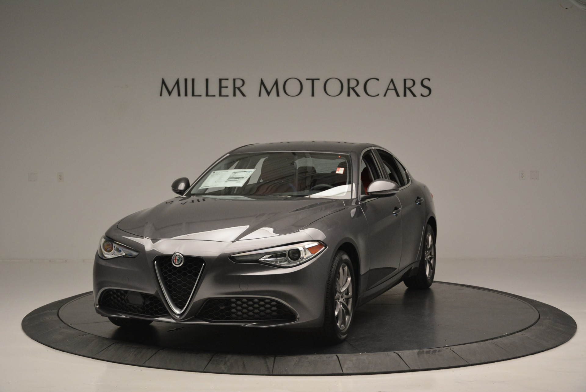 New 2018 Alfa Romeo Giulia Q4 For Sale 0 In Greenwich, CT