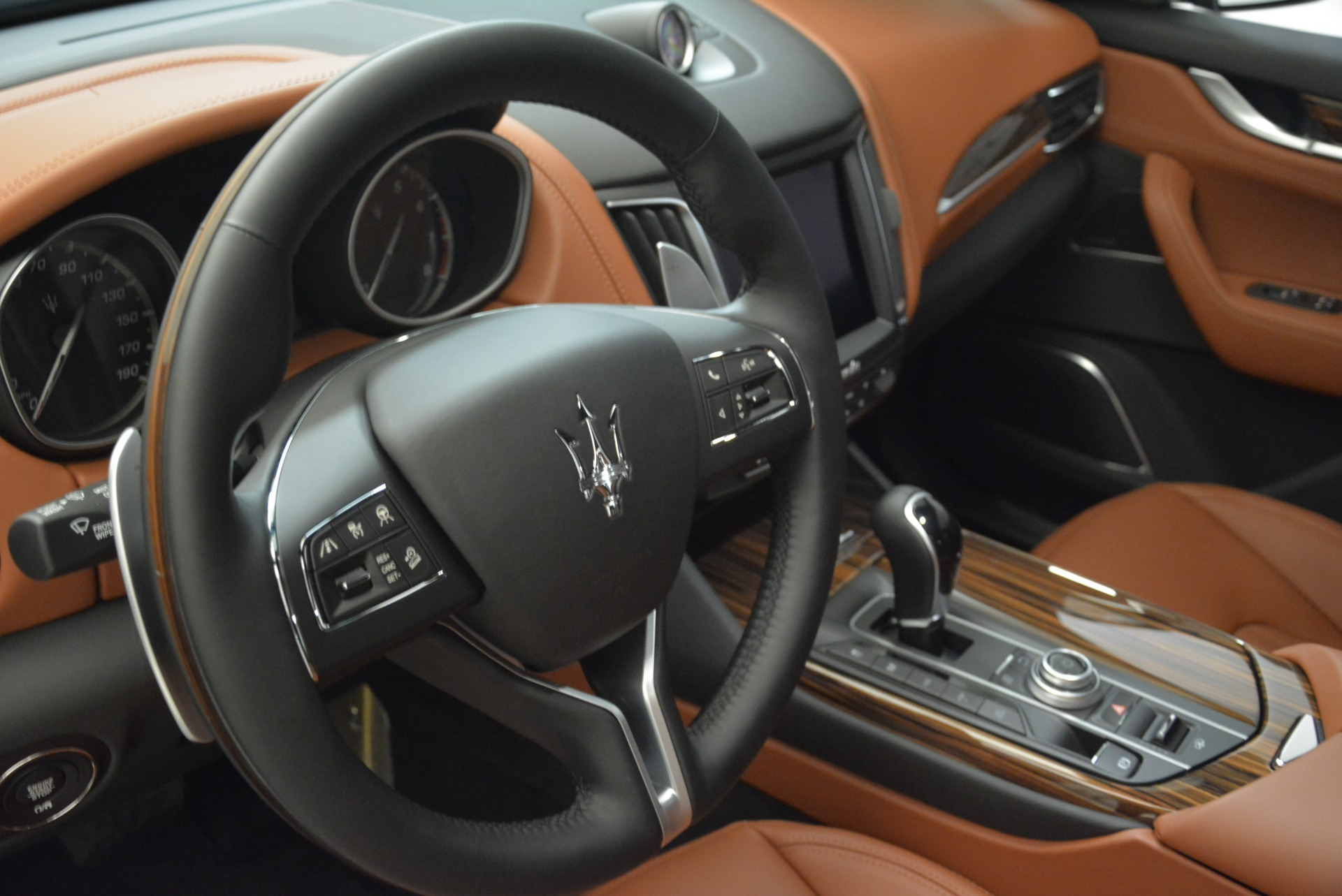 New 2018 Maserati Levante S Q4 GranLusso For Sale 0 In Greenwich, CT