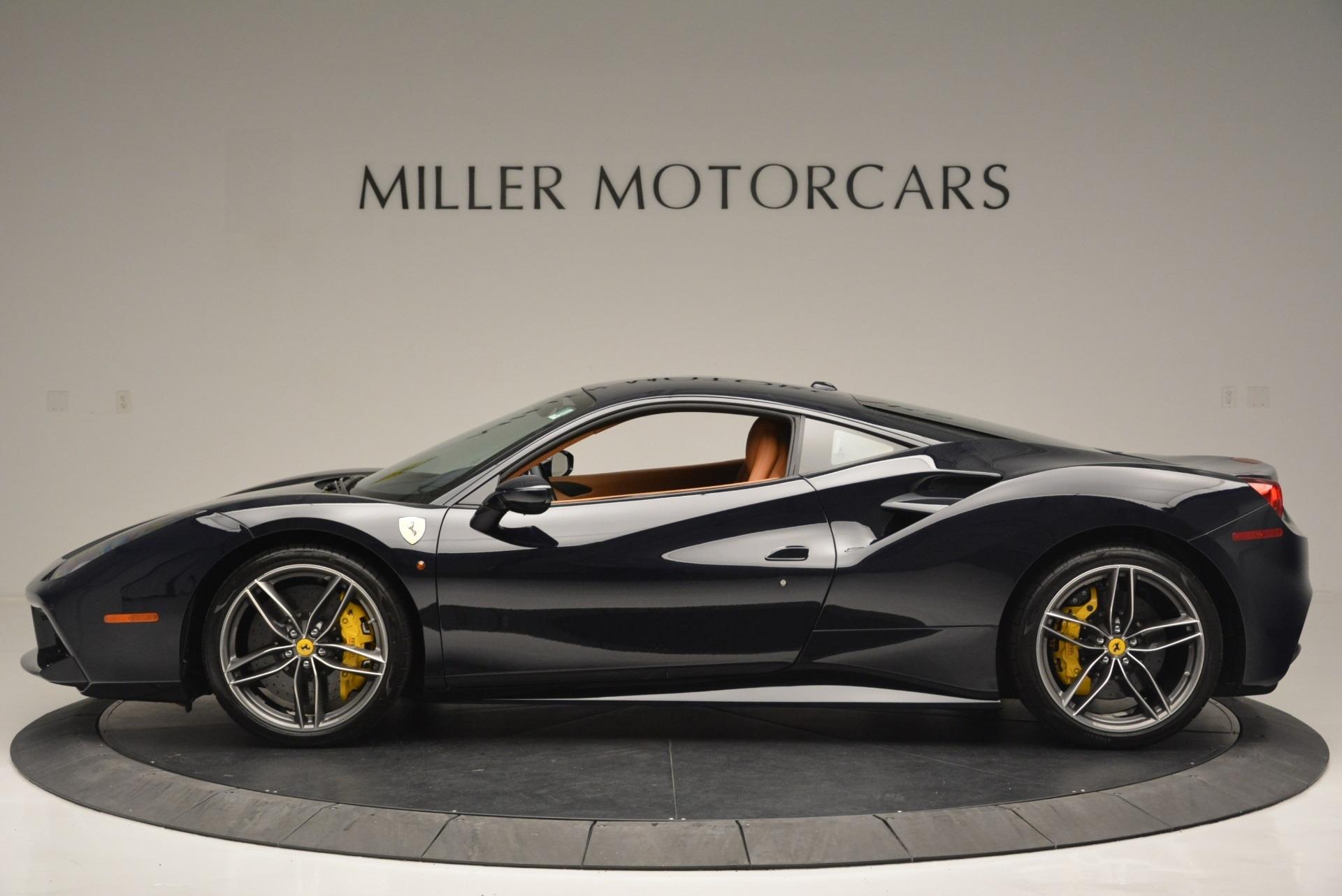 Used 2018 Ferrari 488 GTB  For Sale 239900 In Greenwich, CT