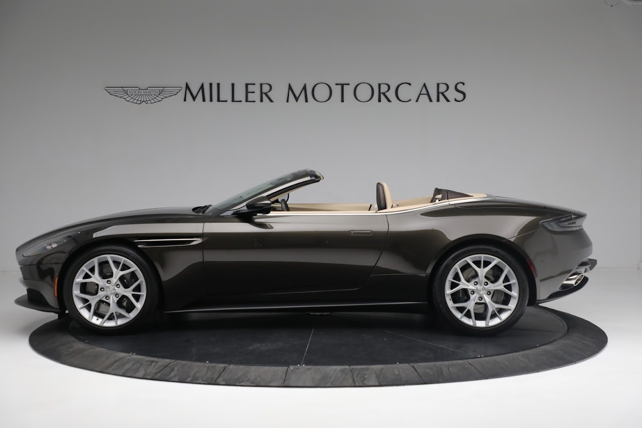 New 2019 Aston Martin DB11 V8 Convertible For Sale 260032 In Greenwich, CT