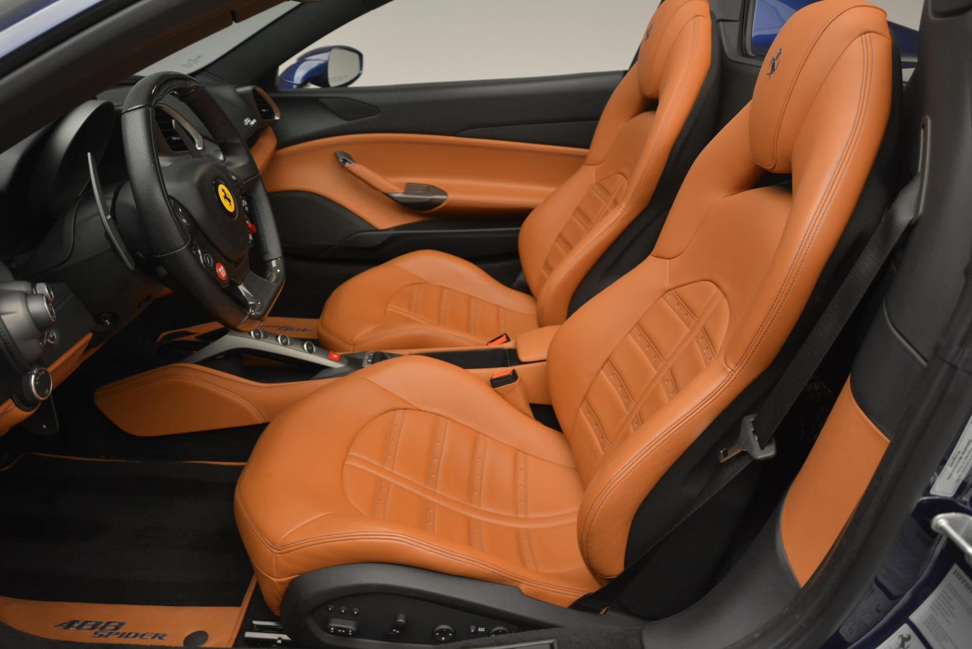 Used 2016 Ferrari 488 Spider  For Sale 0 In Greenwich, CT