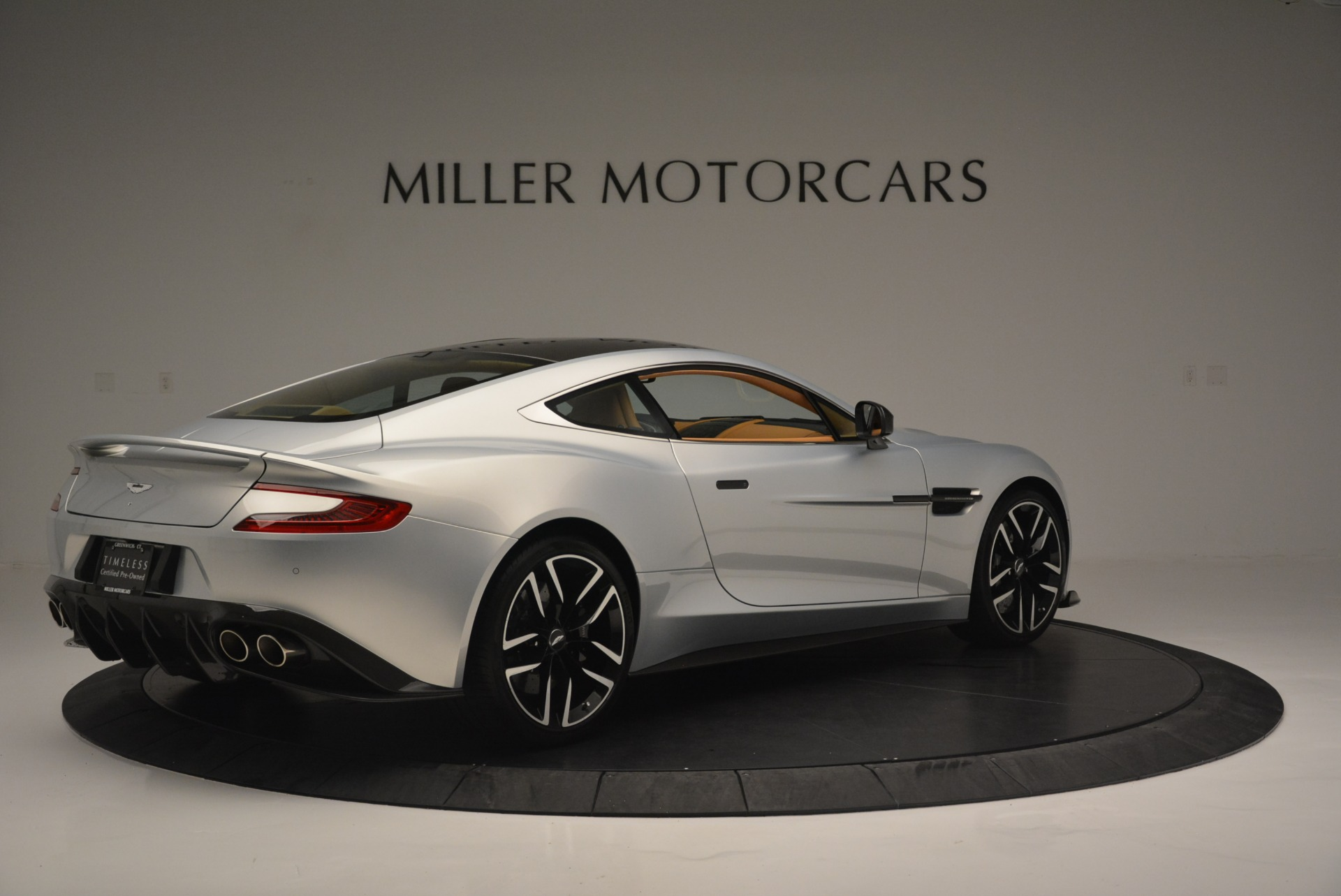 Used 2018 Aston Martin Vanquish S Coupe For Sale 219900 In Greenwich, CT