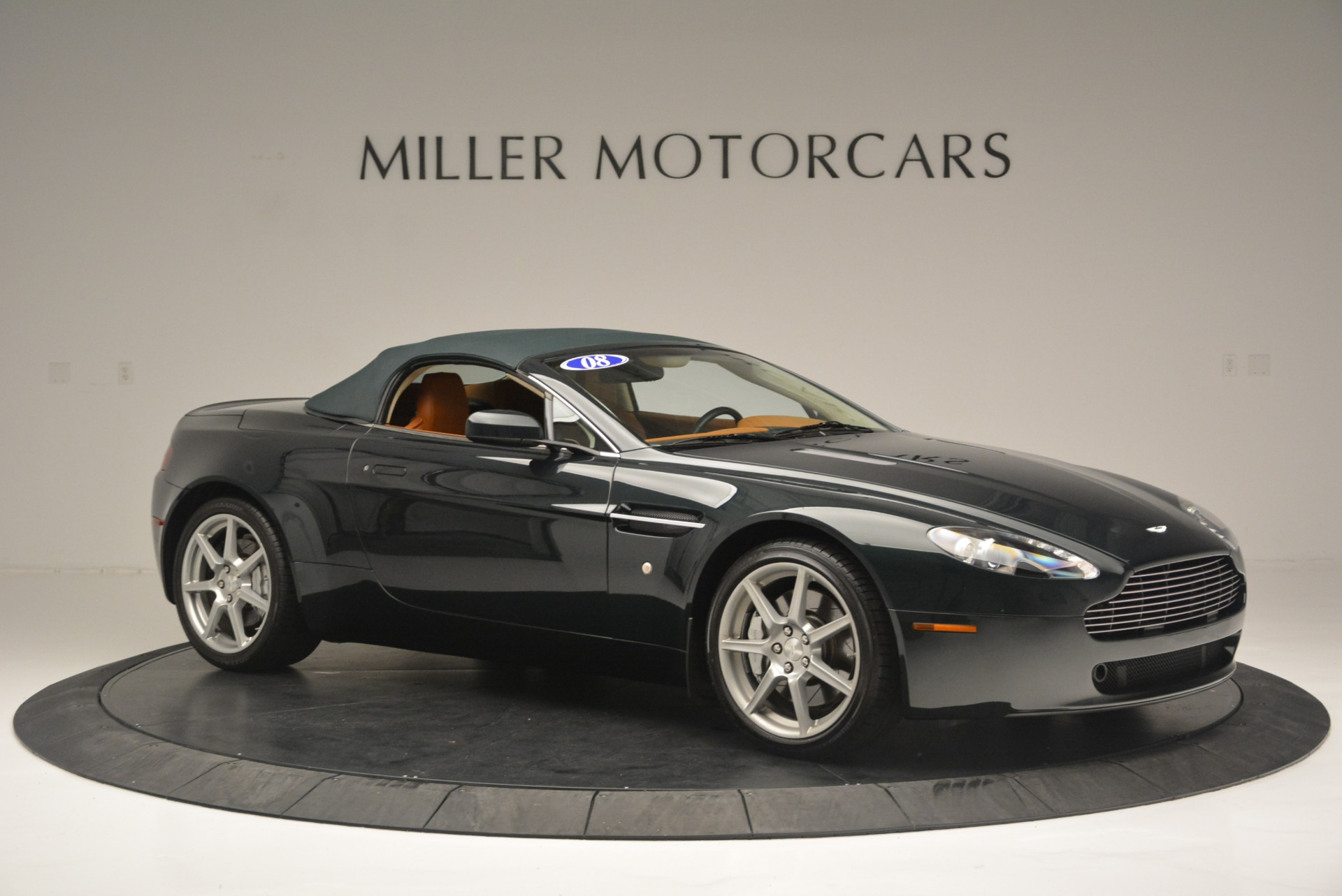 Used 2008 Aston Martin V8 Vantage Roadster For Sale 0 In Greenwich, CT