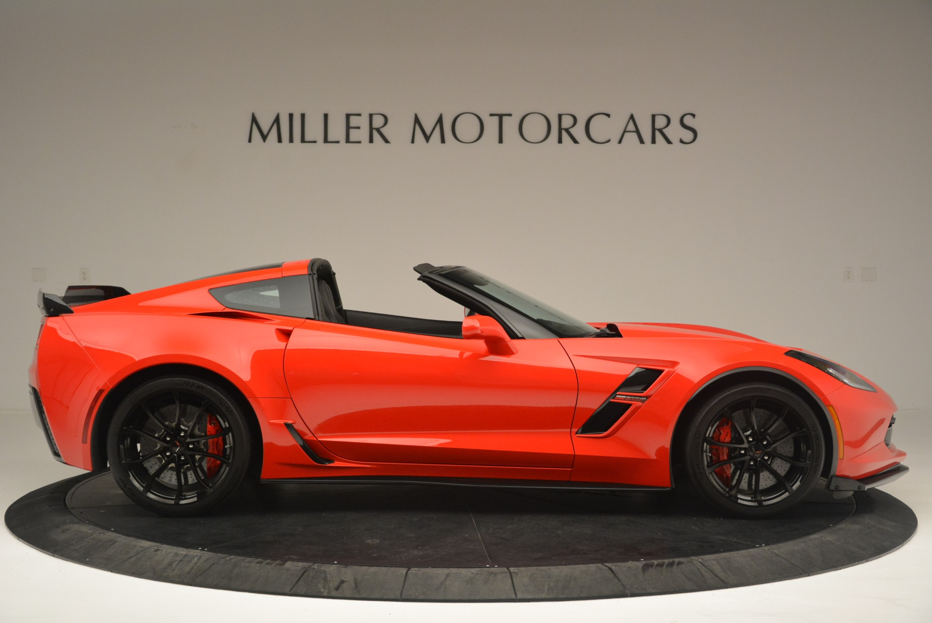 Used 2017 Chevrolet Corvette Grand Sport For Sale 0 In Greenwich, CT