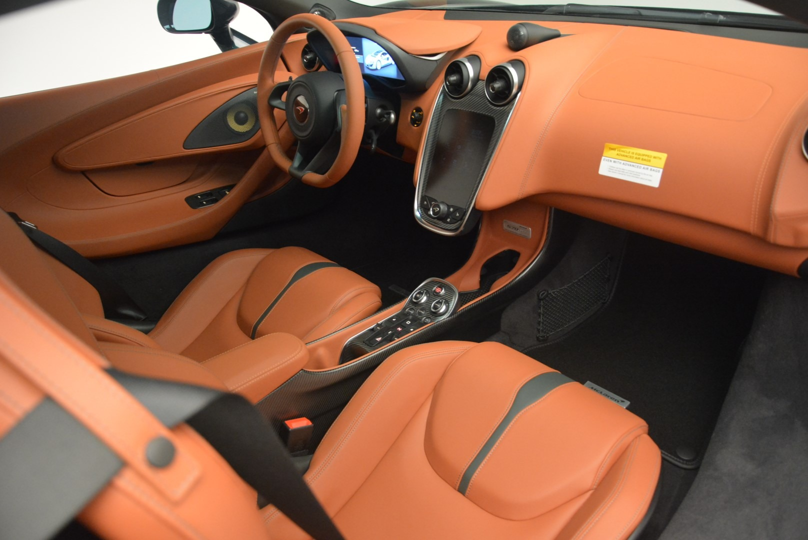 New 2018 McLaren 570GT Coupe For Sale 0 In Greenwich, CT