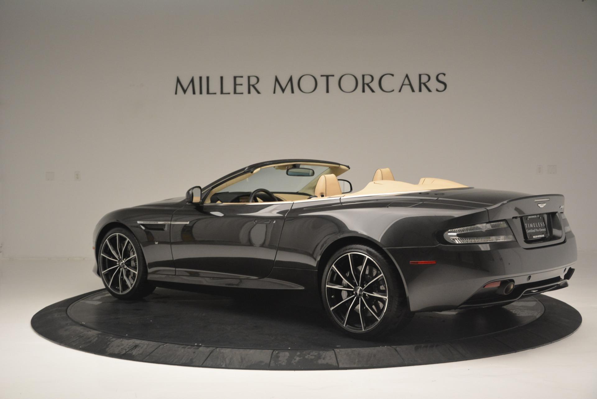 Used 2016 Aston Martin DB9 GT Volante For Sale 0 In Greenwich, CT