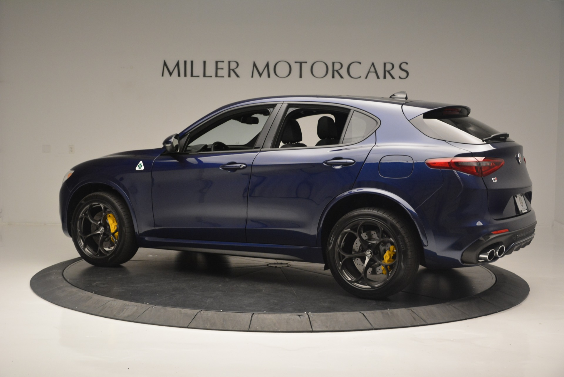 New 2018 Alfa Romeo Stelvio Quadrifoglio For Sale 0 In Greenwich, CT