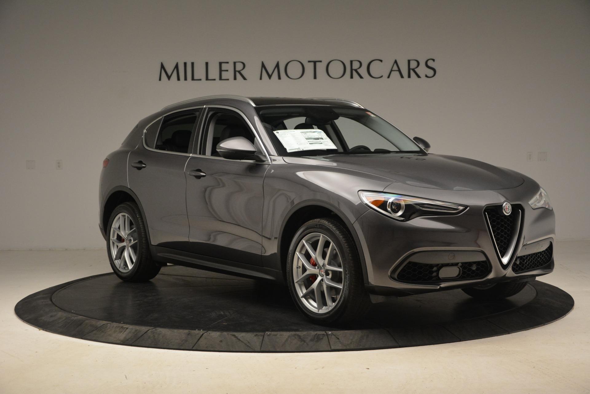 New 2018 Alfa Romeo Stelvio Ti Q4 For Sale 0 In Greenwich, CT