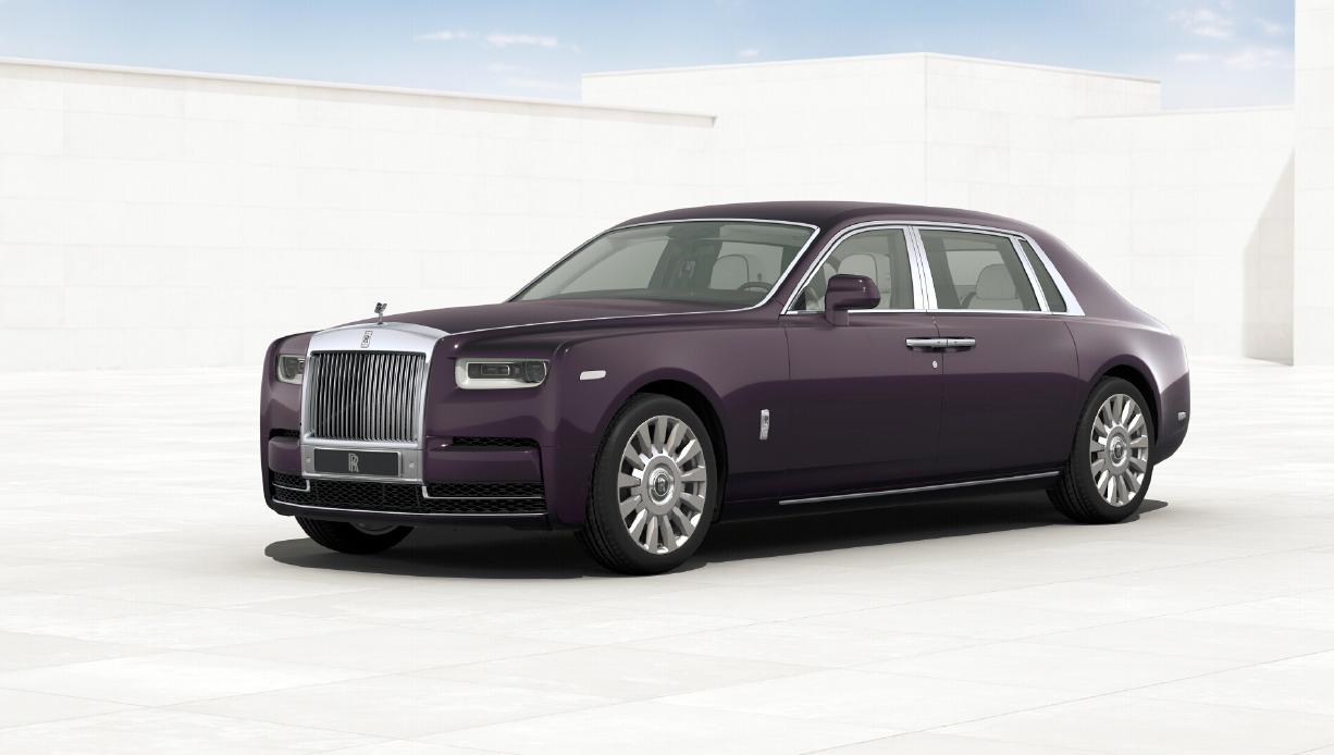 New 2018 Rolls-Royce Phantom EWB For Sale 0 In Greenwich, CT