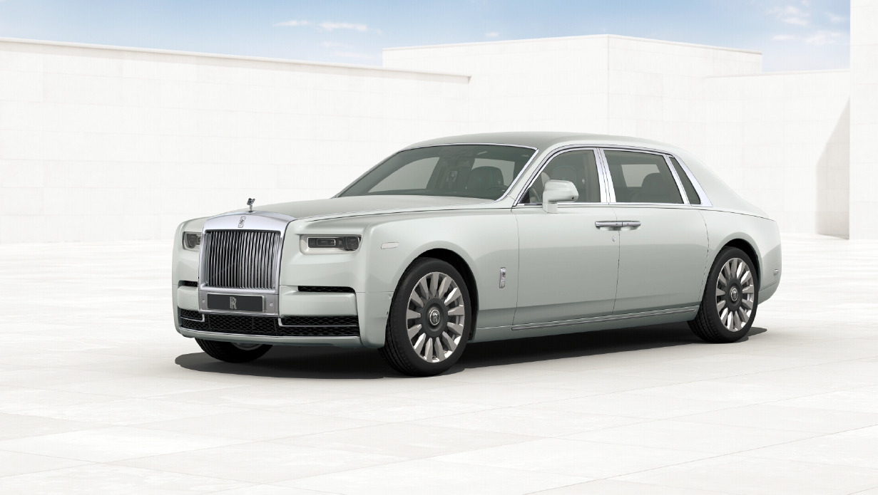 New 2018 Rolls-Royce Phantom EWB For Sale 0 In Greenwich, CT