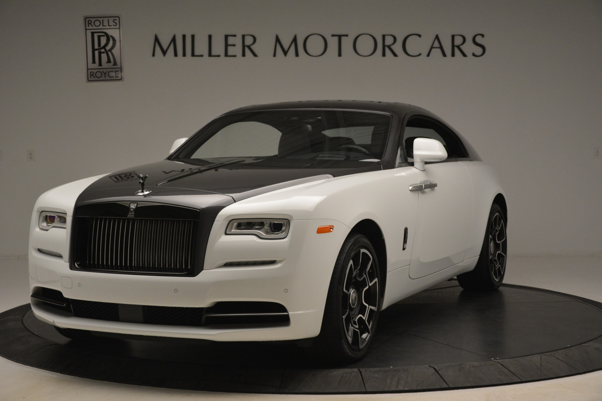 Used 2018 Rolls-Royce Wraith Black Badge Nebula Collection For Sale 0 In Greenwich, CT