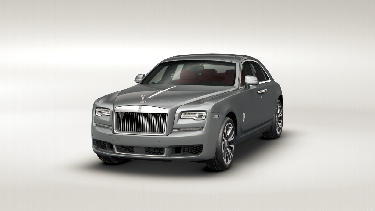 New 2018 Rolls-Royce Ghost  For Sale 0 In Greenwich, CT