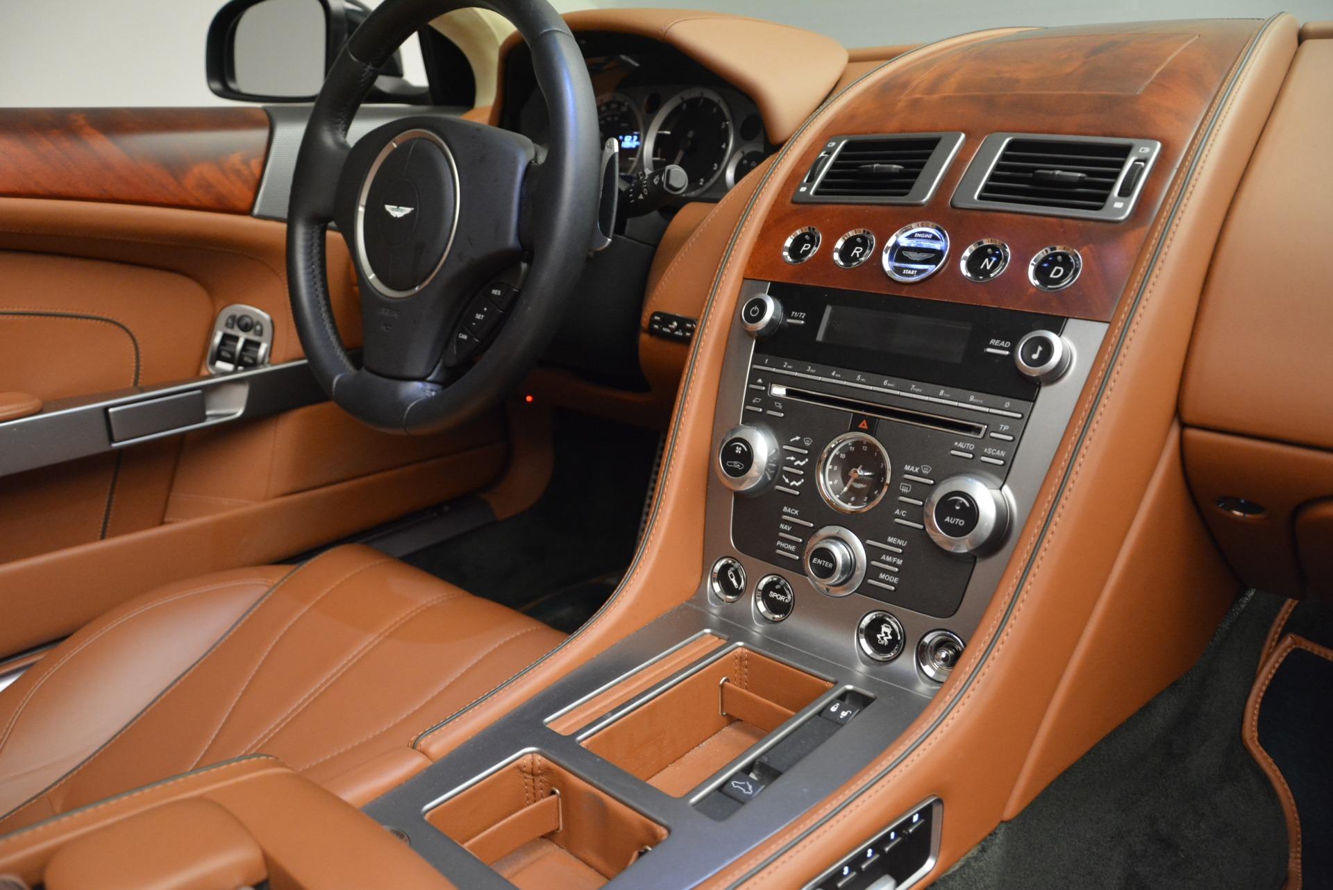 Used 2012 Aston Martin Virage Volante For Sale 95900 In Greenwich, CT