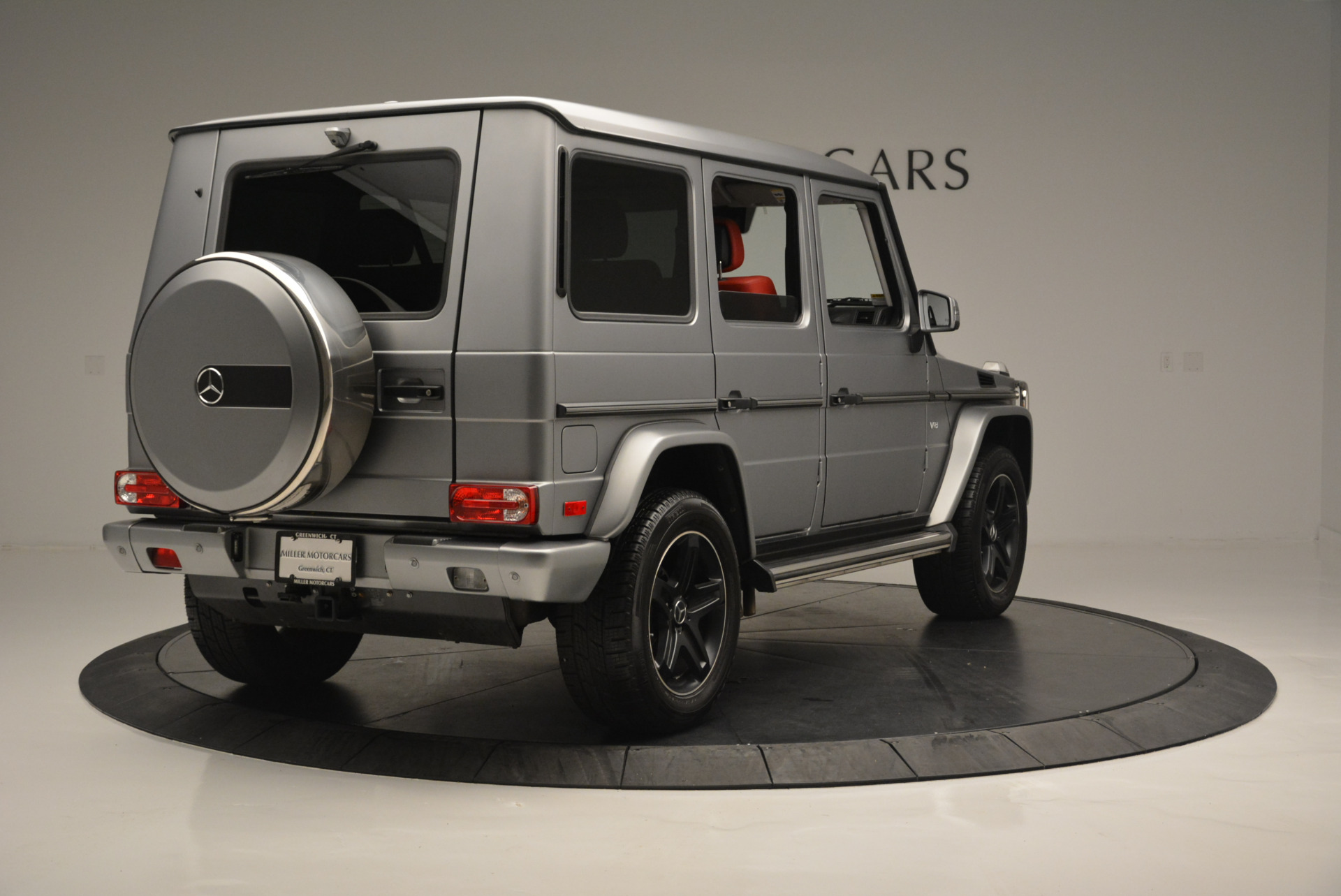 Used 2016 Mercedes-Benz G-Class G 550 For Sale 0 In Greenwich, CT