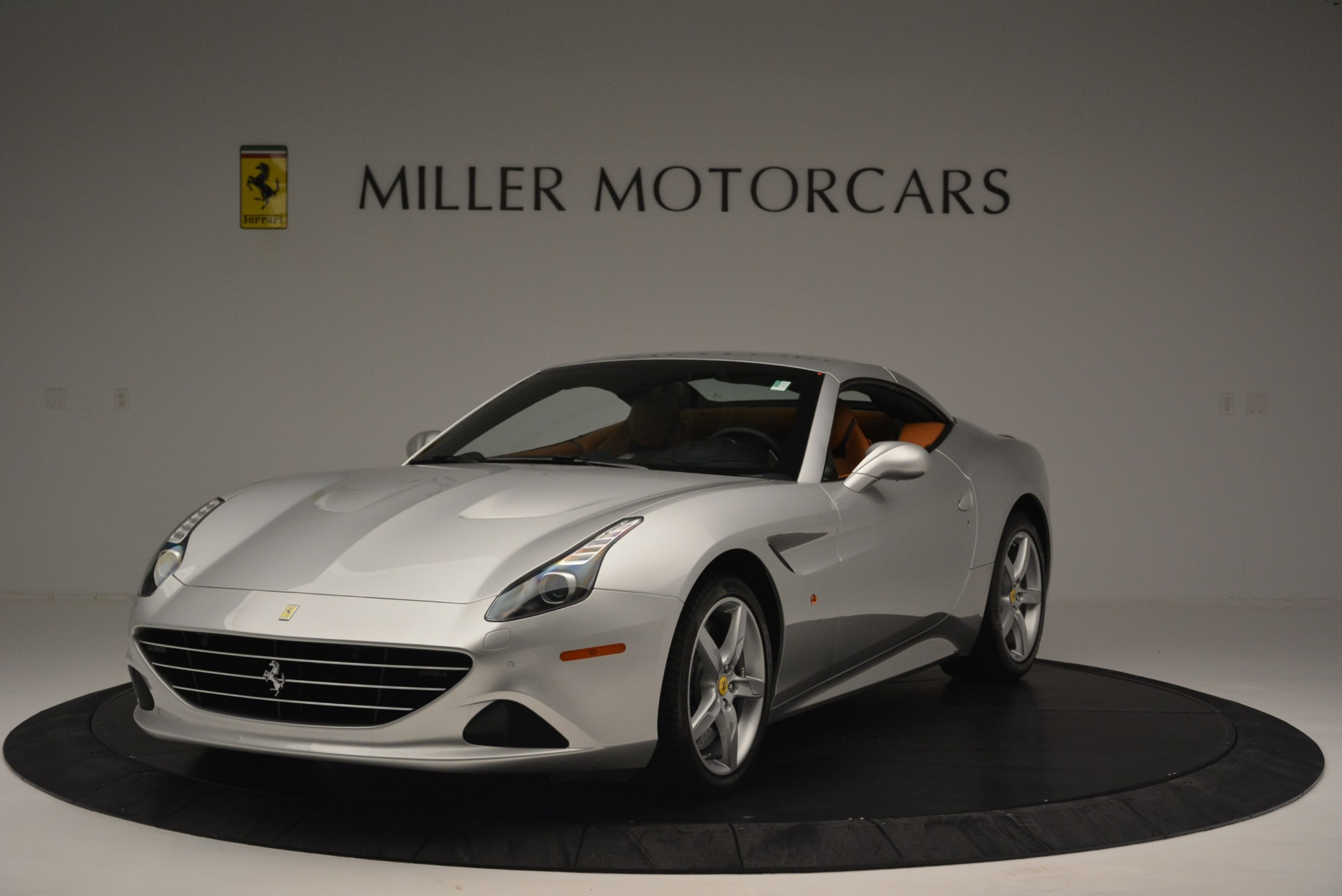 Used 2015 Ferrari California T  For Sale 149900 In Greenwich, CT